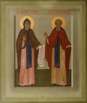 Преподобный Феодосий, игумен Киево-Печерский