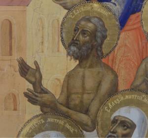 Блаженный Василий, Христа ради юродивый, Московской чудотворец