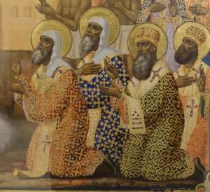 Святитель Иона, митрополит Московский, всея России чудотворец
