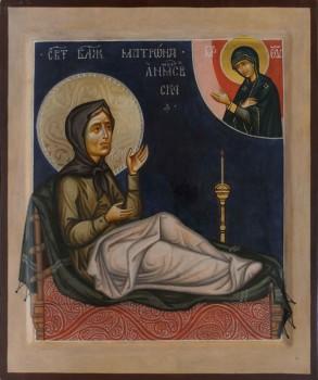 Блаженная Матрона Анемнясевская, исповедница