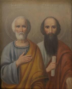 Славный и всехвальный первоверховный апостол Петр