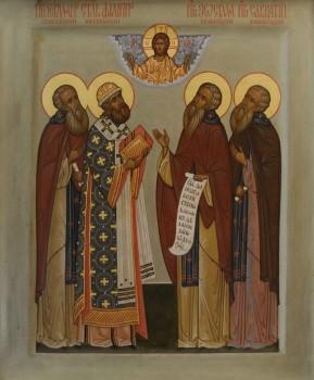 Святитель Филипп, митрополит Московский, всея России чудотворец