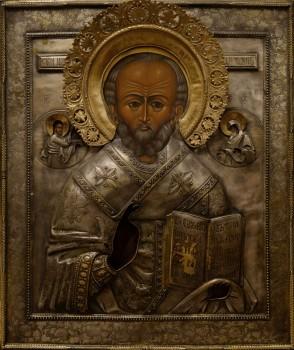 Святой Николай Мир Ликийских чудотворец