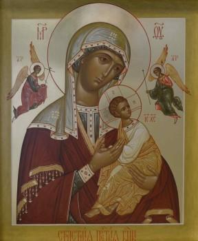 """""""Страстная"""" икона Божией Матери"""
