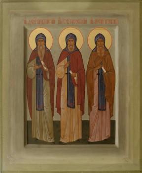 Преподобный Арсений Коневский, чудотворец