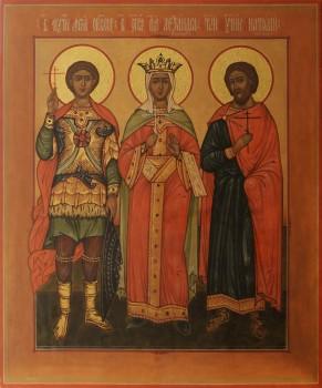 Святая Александра Римская