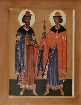 Святой благоверный князь-страстотерец Борис