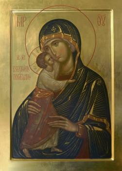 """Икона Божией Матери, именуемая """"Взыскание погибших"""""""