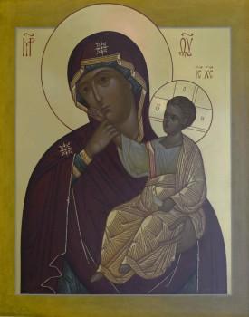 """Икона Божией Матери, именуемая """"Отрада"""" или """"Утешение"""""""