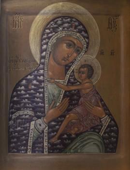 Арапетская икона Божией Матери «О Всепетая Мати»