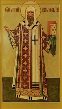 Святитель Алексий, митрополит Московский, всея России чудотворец