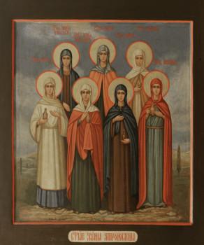 Святые жены-мироносицы