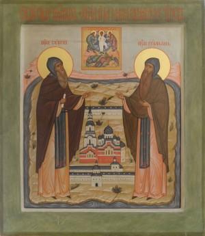 Преподобный Сергий, Валаамский чудотворец
