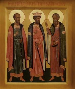 Мученики и исповедники Михаил, князь Черниговский, и болярин его Феодор, чудотворцы