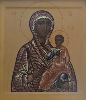 Икона Божией Матери Торопецкая
