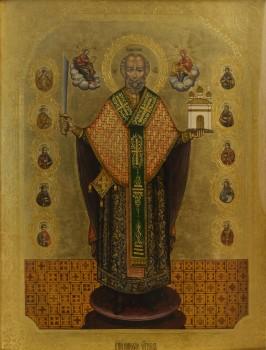 Святитель Николай, архиепископ Мир Ликийских чудотворец, Можайский