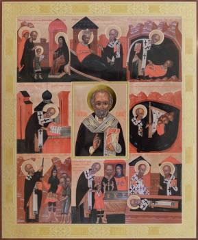 Святитель Николай, архиепископ Мир Ликийских чудотворец, Великорецкий