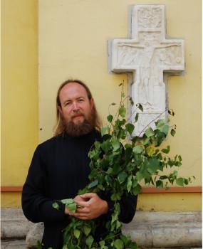 Протодиакон Андрей Стрежнев